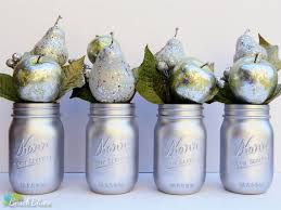 Mason Jar Home Decor Ideas 19 Best Mason Jar Christmas Images On Pinterest Painted Mason