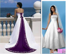 purple wedding dresses purple wedding dresses ebay