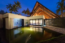 dining space ideas at villa sapi lombok indonesia furniture