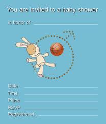 100 boy baby shower invites free printable baby shower