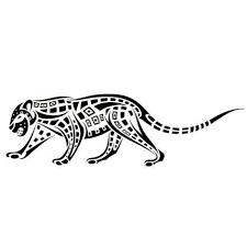 tribal jaguar design tattoowoo com