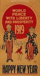 baby new year sash exles of propaganda from ww1 world peace with liberty and