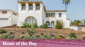 home of the day spanish colonial in historic view park la times