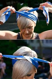 how to wear bandanas with bob hairstyles how to tie a scarf 3 chic ways scarves hair style and makeup