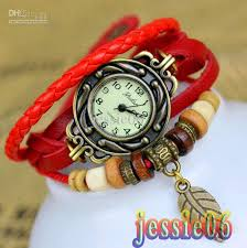 bangle bracelet watches images 2013 new watch pu retro personality is pure and fresh and hand jpg