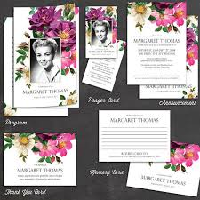 funeral stationery 136 best funeral memorial stationery images on