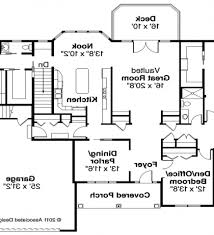 simple house plan with also small 4 bedroom floor plans