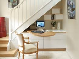 how to make use of space under stairs 25 best ideas about desk