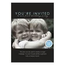 twins first birthday invitation blue invitations u0026 cards on