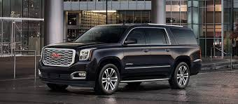 gmc yukon trunk space 2018 gmc yukon xl denali full size luxury suv gmc canada