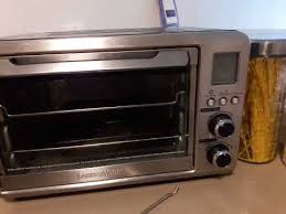Farberware Toaster Oven Farberware Convection Oven With Rotisserie Review Youtube