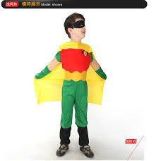 Robin Halloween Costumes Robin Picture Detailed Picture Batman Robin Costume