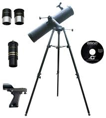 amazon black friday telescope cassini tracker series 135mm reflector telescope black c 900135tr
