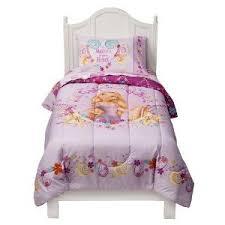 Tangled Bedding Set Tangled Comforter And Sheet Set From Disney Bedroom