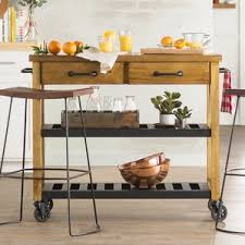 rustic kitchen islands and carts rustic kitchen islands carts you ll wayfair