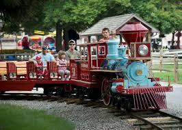 train ride delgrosso u0027s amusement park pa