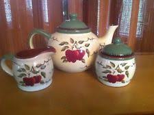 home interiors apple orchard collection apple teapot ebay
