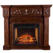 23 Inch Electric Fireplace Insert by Indoor Fireplaces You U0027ll Love Wayfair