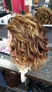 loose curl perm long hair loose spiral love the highlights hair styles pinterest