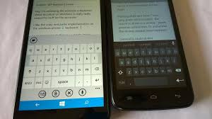 keyboards for android android vs windows phone keyboard which one is simpler and
