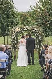 wedding arches nz 222 best aisle images on wedding decor weddings and