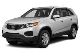 2011 kia sorento new car test drive
