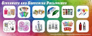 customized souvenirs giveaways and souvenirs philippines home