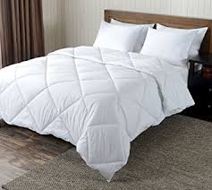 Queen Size Duvet Insert Amazon Com Basic Beyond Luxury White Down Comforter Lightweight
