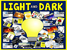 light and dark teaching resources science ks2 shadow reflection