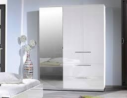 White Wardrobe Cabinet Contemporary Wardrobe Furniture Sciae Sunrise Ntemporary High