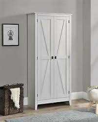 large white kitchen storage cabinet rustic white farm barn door storage cabinet shabby large