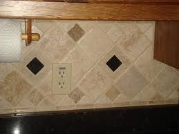 Decorative Tiles For Kitchen Backsplash by Kitchen Cabinet Kitchen Backsplash Tile Work White Cabinets Dark