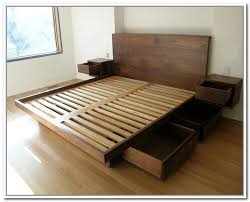 King Size Bed Frame Storage Bedroom Beautiful King Size Bed Frame With Storage That Can Be