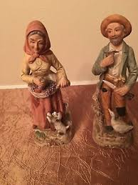 home interiors figurines vintage 1995 home interiors graceful reflections masterpiece