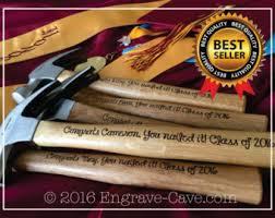 high school graduation gift ideas high school graduation gift engraved hammer from engravingcave on