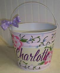 painted easter buckets the 17 best images about easter pails on