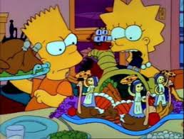 20 bart vs thanksgiving days of homer