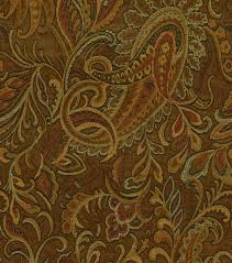 richloom studio home decor print fabric danegeld chestnut joann