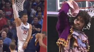 Blake Griffin Meme - look twitter immediately turned blake griffin s poster dunk into