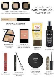 schools for makeup the back to school makeup kit school makeup