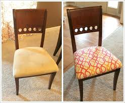 Dining Chair Foam Best Reupholster Dining Chair Ideas Onrecover Room Chairs Table