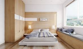 using wood bedroom beautiful modern apartments using wood paneled room
