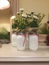 Rustic Mason Jar Centerpieces For Weddings by Sweet Diy Rustic Wedding Centerpieces With Your Monogram These