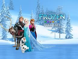 frozen free fall app store