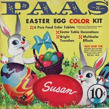 paas easter egg dye 37 best vintage paas images on vintage easter easter