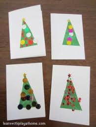 10 personalised finger paint christmas cards painted christmas