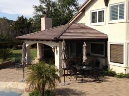 Gable Patio Designs Attached Gable Patio Cover Plans
