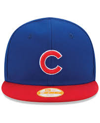 Chicago Cubs Map by Ktz Babies U0027 Chicago Cubs 9fifty Snapback Cap In Blue Lyst