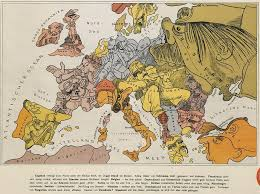 post ww1 map map of europe in 1914 the domain review