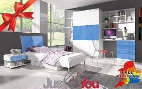 Purple High Gloss Bedroom Furniture Youth Furniture Eden 3 With Fronts In High Gloss Free Delivery